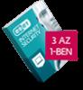 ESET Internet Security 3 az 1-ben akció!